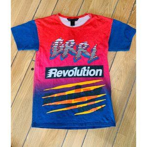 "Marc Jacobs GRRL Revolution ""Vintage"" Tee - NWT"